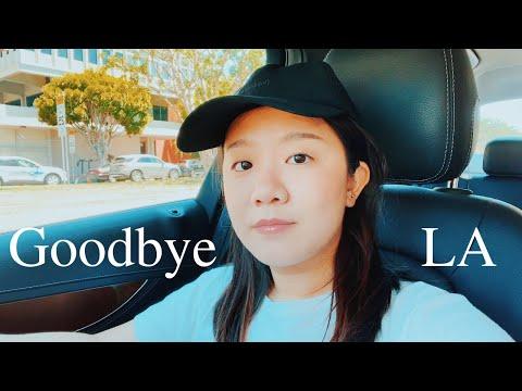 再见,洛杉矶 Goodbye, LA