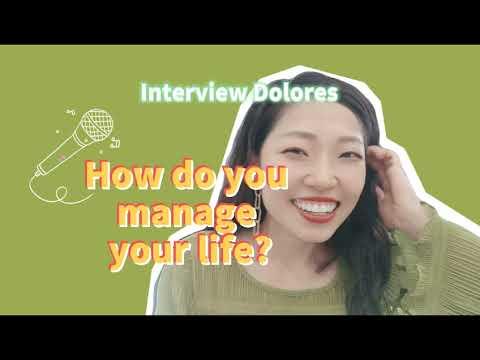 采访 How do I manage my life